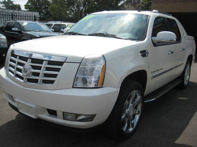 2009 Cadillac Escalade Ext car for sale in Detroit