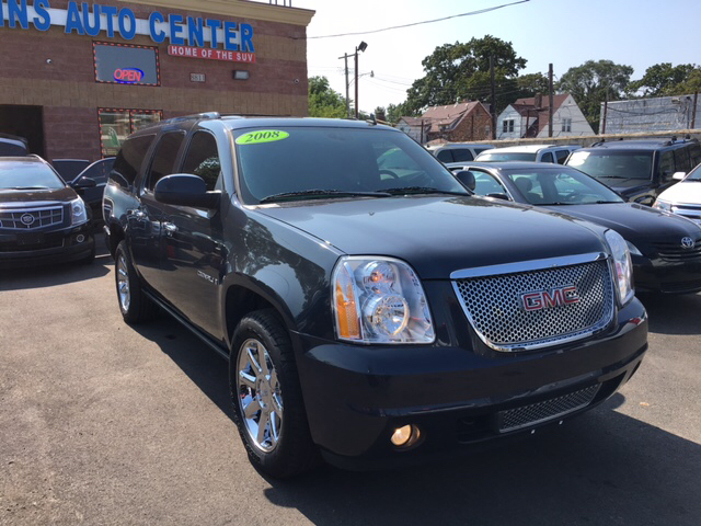2008 Gmc Yukon Xl car for sale in Detroit