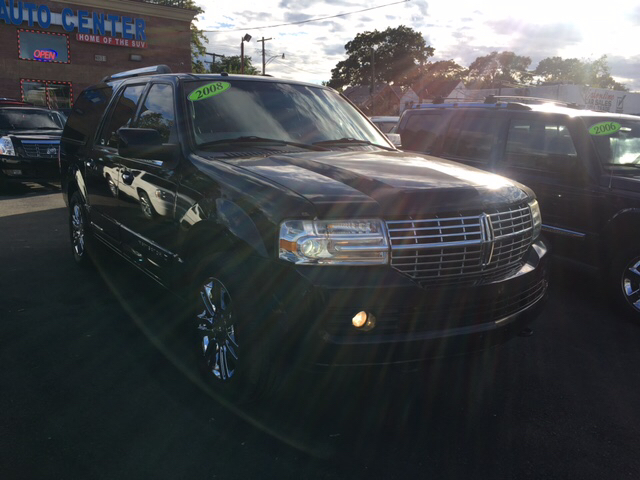 2008 Lincoln Navigator L car for sale in Detroit