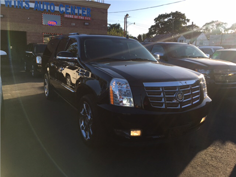 2010 Cadillac Escalade ESV for sale in Detroit, MI