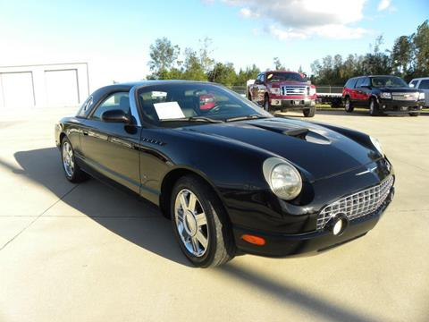 2004 Ford Thunderbird for sale in Jesup, GA