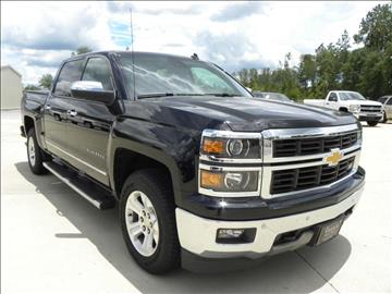2014 Chevrolet Silverado 1500 for sale in Jesup, GA