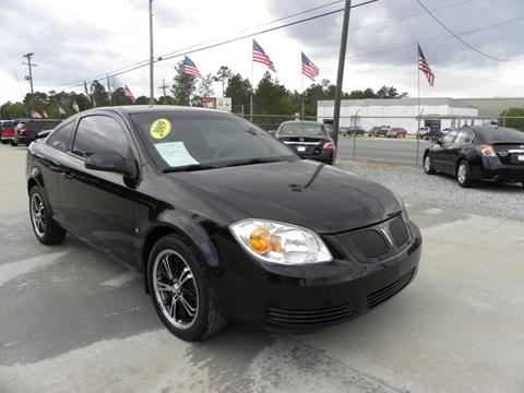 2009 Pontiac G5 for sale in Jesup, GA