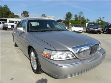 2005 Lincoln Town Car for sale in Jesup, GA