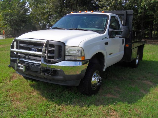 2004 Ford F350 4X4