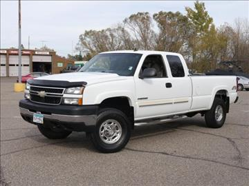 2006 Chevrolet Silverado 2500HD for sale in Brainerd, MN