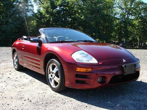 2003 Mitsubishi Eclipse Spyder for sale in Plainville, CT