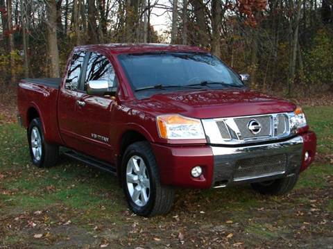 2008 nissan titan for sale. Black Bedroom Furniture Sets. Home Design Ideas