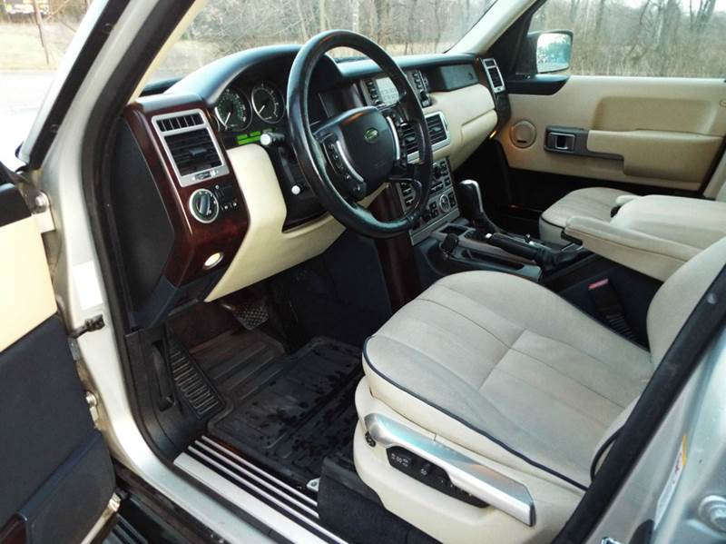 2005 Land Rover Range Rover HSE 4WD 4dr SUV - Canton OH