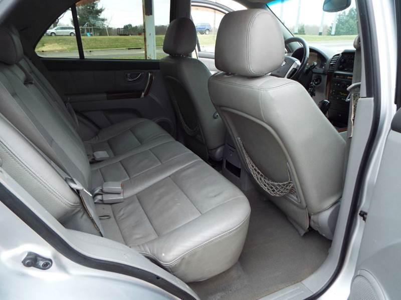 2005 Kia Sorento EX 4WD 4dr SUV - Canton OH