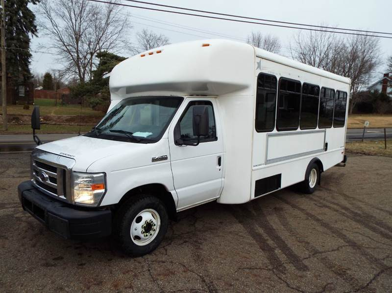 2010 Ford E450  - Canton OH