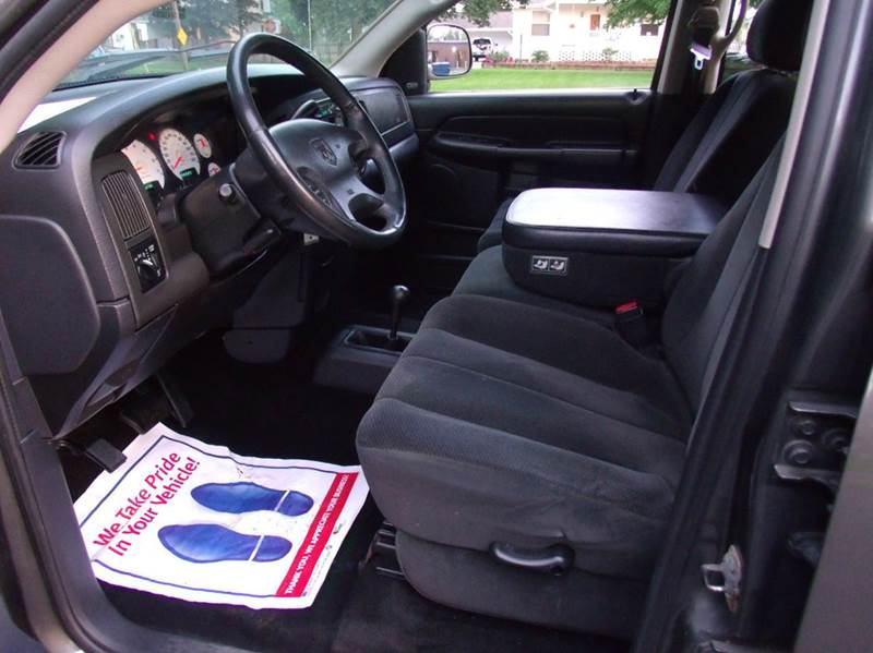 2002 Dodge Ram Pickup 1500 SLT 4dr Quad Cab 4WD SB - Canton OH