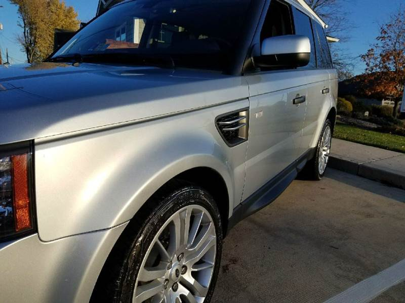 2010 Land Rover Range Rover Sport 4x4 HSE 4dr SUV - Canton OH