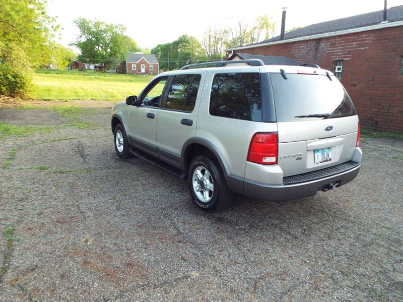2003 Ford Explorer 4dr XLT 4WD SUV - Canton OH
