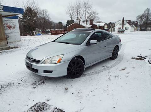 2006 Honda Accord for sale in Canton, OH