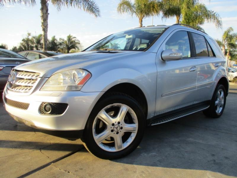 2007 mercedes benz m class awd ml 500 4matic 4dr suv in stanton ca premium finance. Black Bedroom Furniture Sets. Home Design Ideas