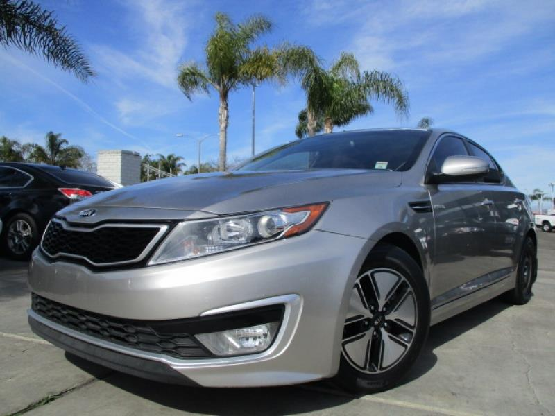 2013 kia optima hybrid lx 4dr sdn 2 4l low miles in stanton ca premium finance. Black Bedroom Furniture Sets. Home Design Ideas