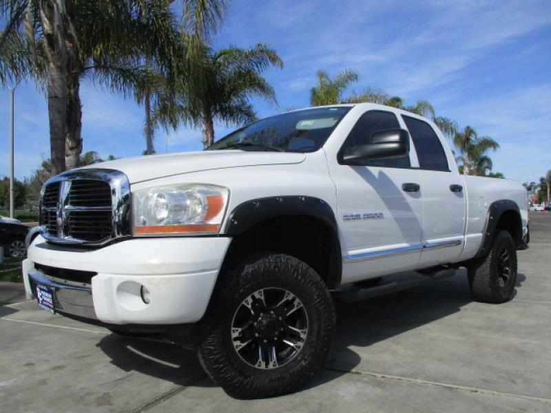 2006 dodge ram pickup 2500 laramie 4wd quad cab lifted fully loaded in stanton ca premium. Black Bedroom Furniture Sets. Home Design Ideas