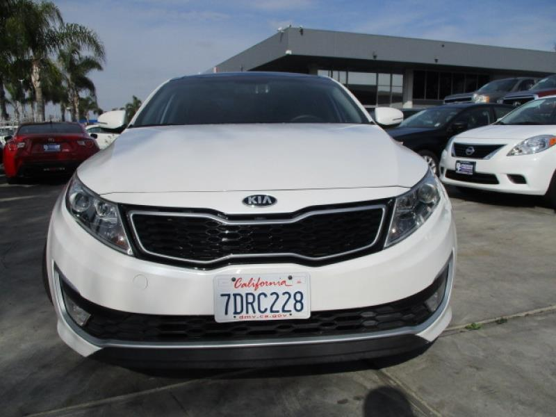 2013 kia optima hybrid ex fully loaded nav pano roof one owner in stanton ca premium finance. Black Bedroom Furniture Sets. Home Design Ideas