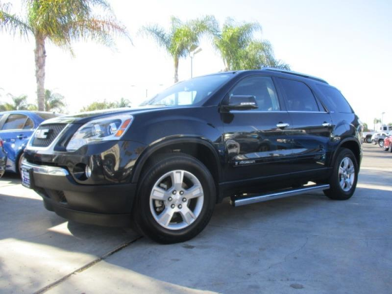 2008 gmc acadia slt 2 4dr suv in costa mesa ca premium finance. Black Bedroom Furniture Sets. Home Design Ideas