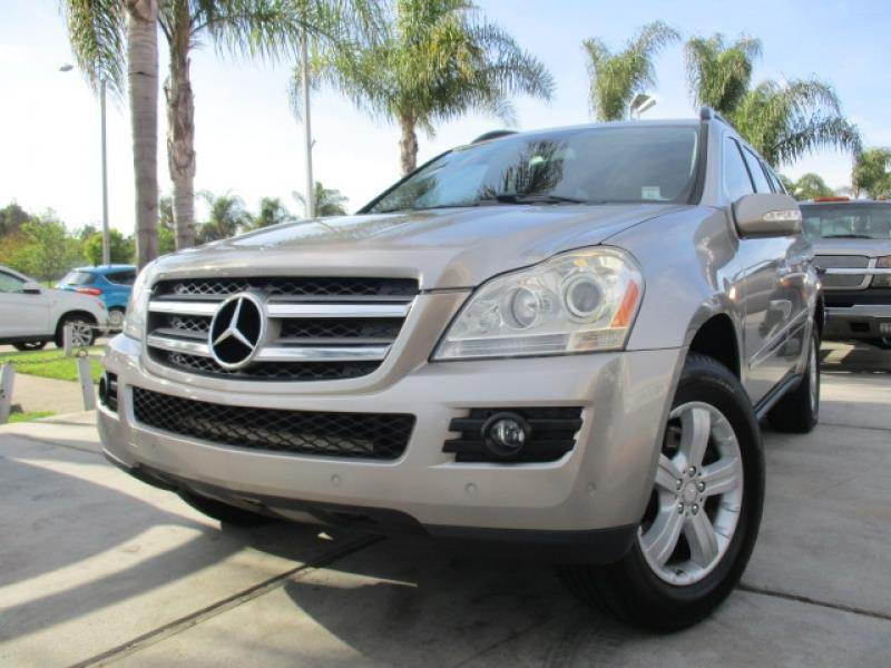 2007 mercedes benz gl class awd gl450 4matic 4dr suv in for Mercedes benz costa mesa