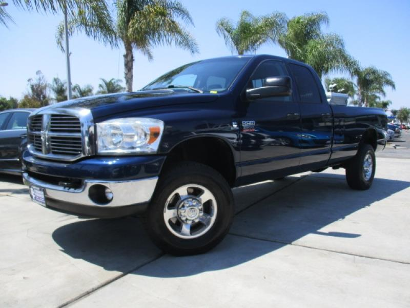 2008 Dodge Ram Pickup 2500 SLT CUMMINS DIESEL 4X4 SUPER w