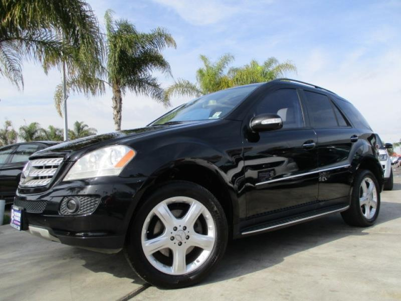 2007 mercedes benz m class awd ml 350 4matic 4dr suv in