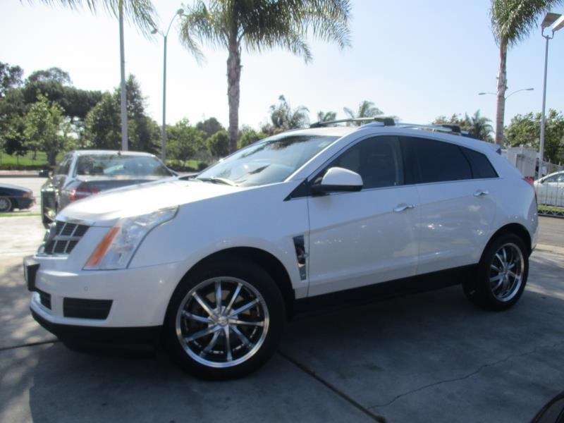 2010 cadillac srx luxury collection 4dr suv in costa mesa ca premium finance. Black Bedroom Furniture Sets. Home Design Ideas