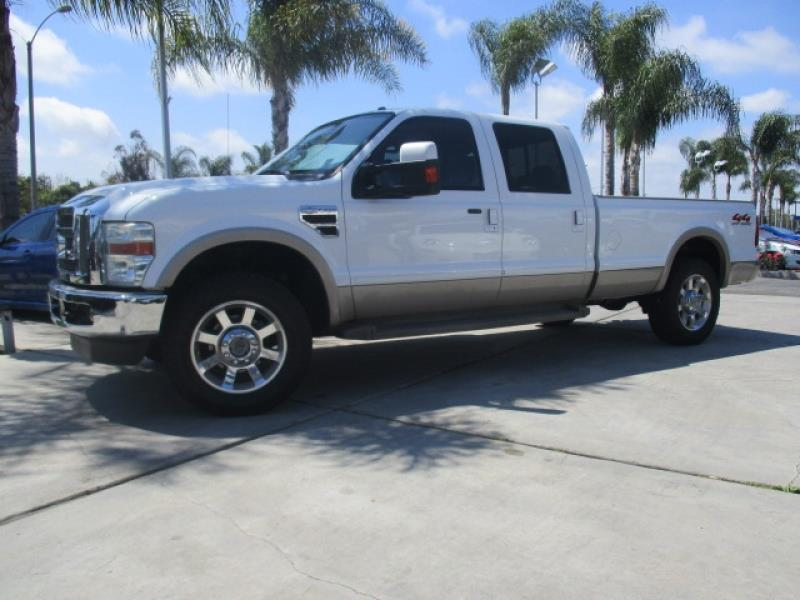 2008 ford f 250 super duty king ranch 4x4 turbo diesel 6 4. Black Bedroom Furniture Sets. Home Design Ideas