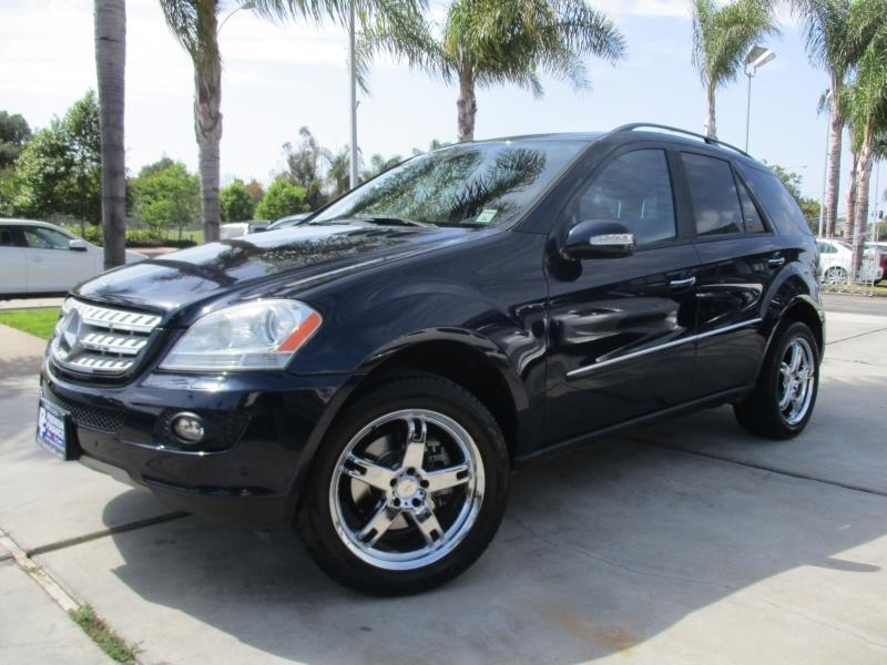 2006 mercedes benz m class awd ml350 4matic 4dr suv in for Mercedes benz costa mesa