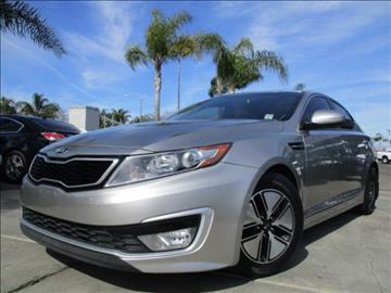 2013 Kia Optima Hybrid for sale in Costa Mesa, CA