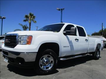 2012 GMC Sierra 2500HD for sale in Stanton, CA