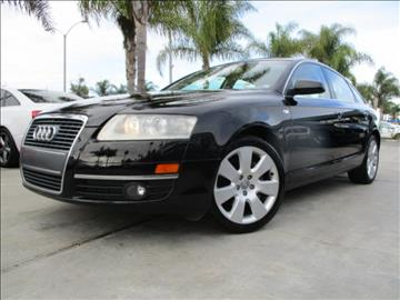 2005 Audi A6 for sale in Costa Mesa, CA