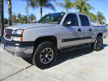 2005 Chevrolet Silverado 1500 for sale in Costa Mesa, CA