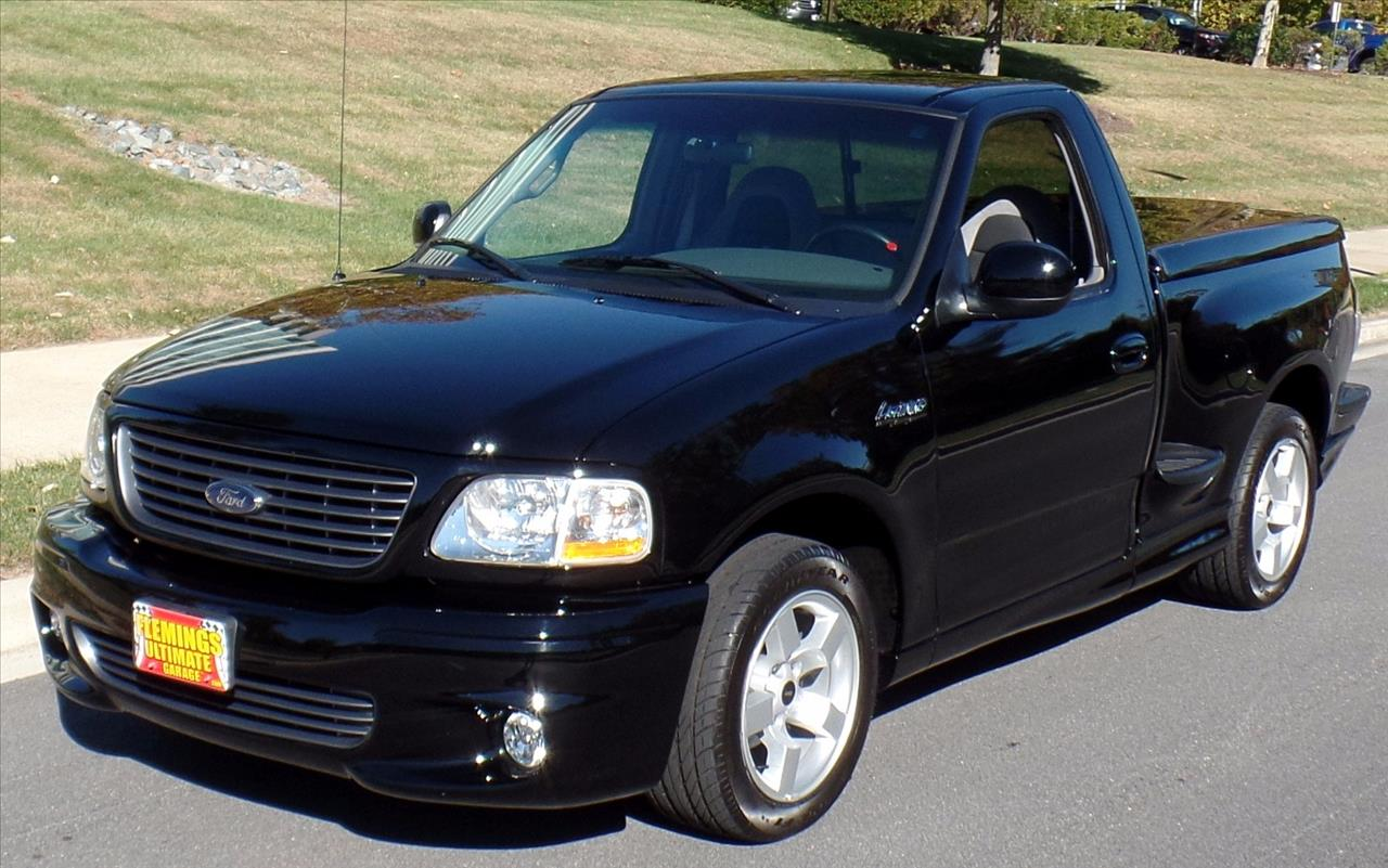 2001 ford lightning svt