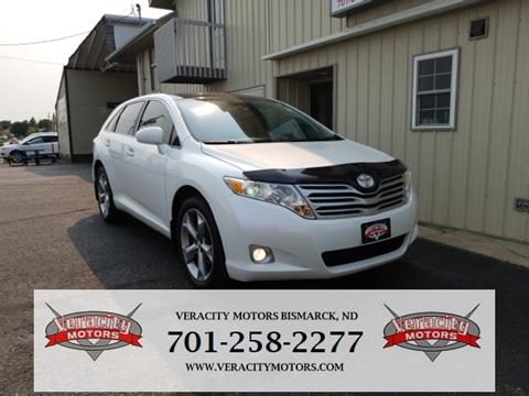 2012 Toyota Venza for sale in Bismarck ND