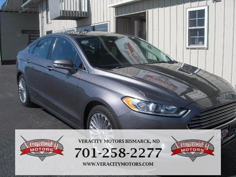 2014 Ford Fusion for sale in Bismarck, ND