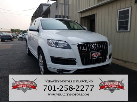 2015 Audi Q7 for sale in Bismarck ND