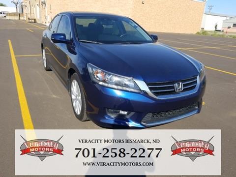 2015 Honda Accord for sale in Bismarck, ND