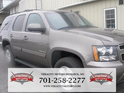 2013 Chevrolet Tahoe for sale in Bismarck, ND