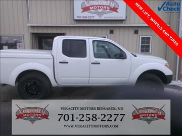2013 Nissan Frontier for sale in Bismarck, ND