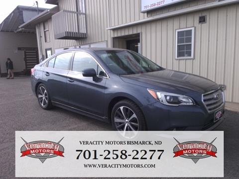 2015 Subaru Legacy for sale in Bismarck, ND