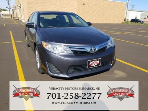 2014 Toyota Camry for sale in Bismarck ND