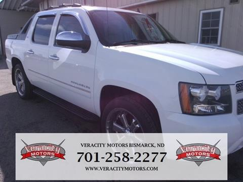 2010 Chevrolet Avalanche for sale in Bismarck ND