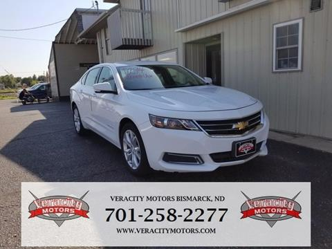 2017 Chevrolet Impala for sale in Bismarck, ND