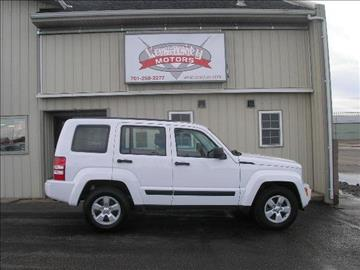 2012 Jeep Liberty for sale in Bismarck, ND