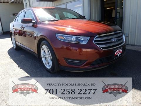 Used ford taurus for sale in north dakota for Marketplace motors devils lake nd