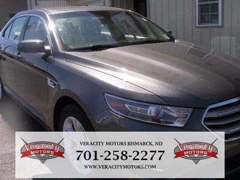 2015 Ford Taurus for sale in Bismarck ND