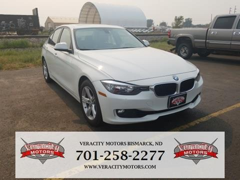 2014 BMW 3 Series for sale in Bismarck ND