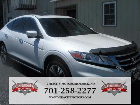 2014 Honda Crosstour for sale in Bismarck ND